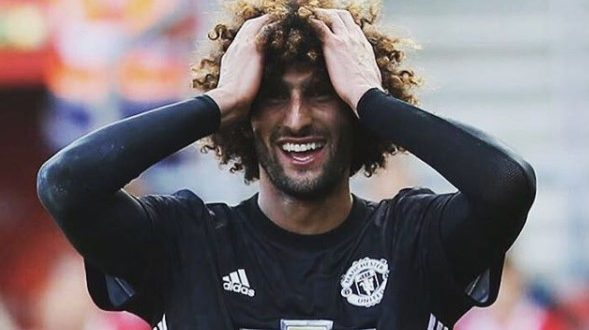 Paris Saint-Germain 'Enters Race For Marouane Fellaini'