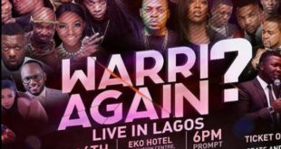 No Yung6ix, Erigga,Shuun Bebe, John NetworQ,Mr Jollof,T-west,Brenny Jones and Others Warri Again Live in Lagos Is A Big Scam