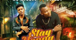 DOWNLOAD: Dj Bicoff - Stay Happy Ft T-west