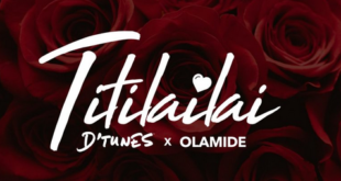 MUSIC: DTunes ft. Olamide – TitiLailai