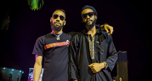 See Shocking Photos Of Phyno and His Look Alike