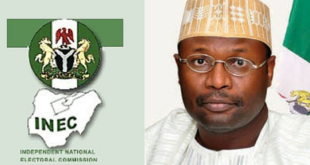 #NIGERIADECIDES INEC Chairman Prof. Yakubu Talks About His Resignation