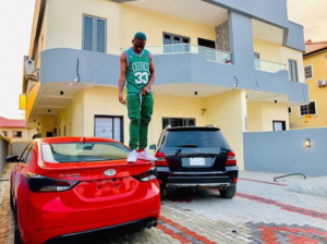 Zlatan Buys New Car And A House On The Same Day